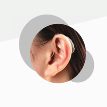 2016 technology innovation medical ear hearing aid RIC sound amplifier hearing machine my-18s  free shipping