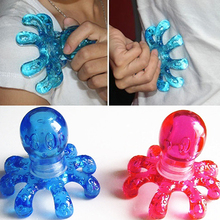 Octopus Shaped Personal Massager Muscle Relaxing Body Neck Massage