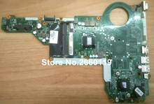 100% Working Laptop Motherboard For HP 729843-501 With I3 CPU System Board Fully Tested and Cheap Shipping