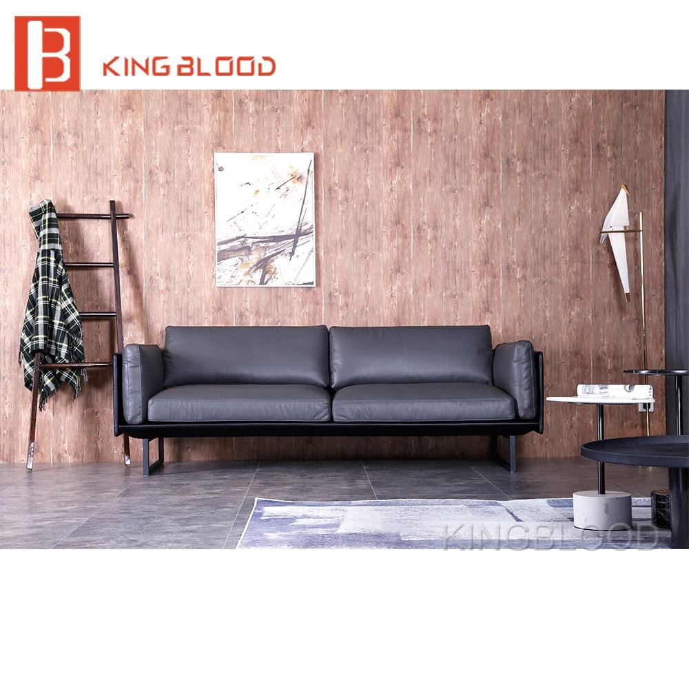 Compra Grey Leather Sofas Y Disfruta Del Env O Gratuito En  # Muebles Puro Cuero