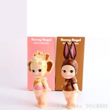 Sonny Angel Artist Collection Heart Chocolate Version PVC Action Figure Collection Model Toy Dol 12-15CM KT1641