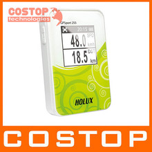 HOLUX GR-255 outdoor sports anti-glare GPS track recorder with registration code