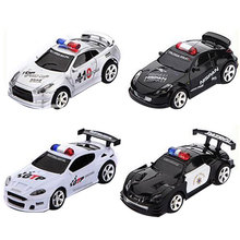 Buy Mini RC Radio Remote Control Micro Racing Police Car Siren Cars Controller Toy Gift RCS for $10.61 in AliExpress store
