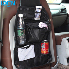 LOEN Car seat storage bag Hanging bags New arrival Waterproof car seat back bag Car product Multi-function vehicle storage box(China)