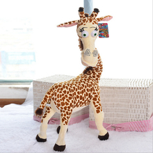 2014 Hot Sell 35CM Long Neck Giraffe Stuffed Plush Toy Madagascar 3 Cute Doll for Kids High QUality Factory Price