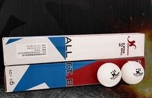 18 balls/set  Xushaofa  New material 3- star 40mm+ Pingpong Balls Table Tennis Balls  82005