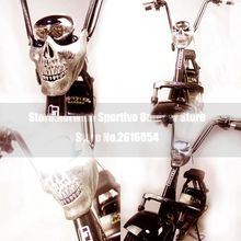 Buy Citycoco Skeleton Skull Decoration Electric Scooter Resin / Plastic DIY Modified Products Motorcycle Cool Car Modified for $23.57 in AliExpress store