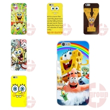 Spongebob Soft TPU Silicon Best Cases For Huawei Mate 7 8 9 P7 P8 P9 Lite Plus For Sony Xperia Z1 Z2 Z3 Z4 Z5 compact