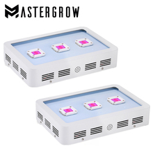 2PCS MasterGrow 900W COB LED Grow Light Panel Full Spectrum Red/Blue/White/UV/IR 410-730nm For Indoor Plant Grow and Flowering(China)