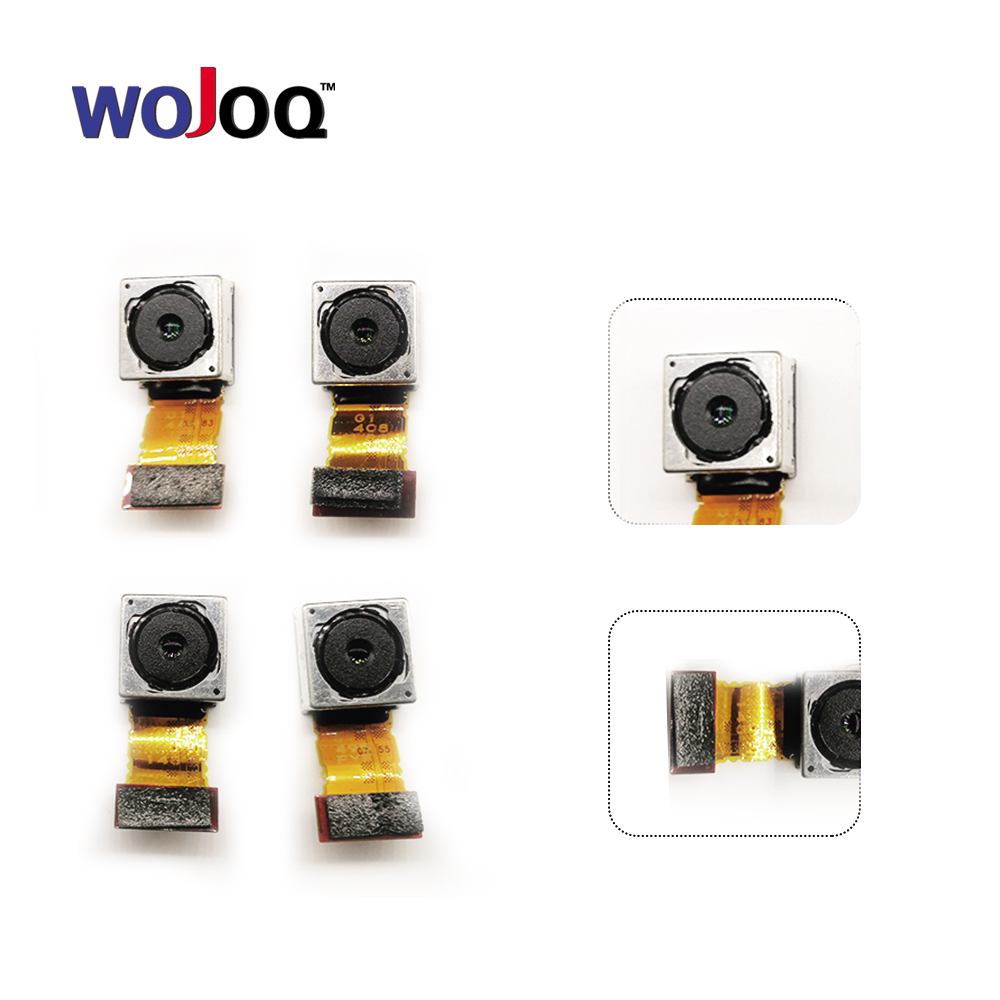 WOJOQ Original Rear Main Camera Big Camera Flex Cable Back Camera Sony z3 d6603 d6653 d663 Replacement Parts Refubishment
