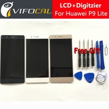 hacrin Huawei P9 Lite LCD Display + Touch Screen + Tools 100% New FHD Digitizer Assembly Replacement For 5.2inch Mobile Phone