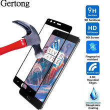 9H Full Cover Tempered Glass For Oneplus 3T Screen Protector For One Plus 3 1+ Three Oneplus 5 3 Toughened Protective Glass Film