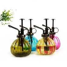 Vintage Pumpkin Decorative Watering Cans Pot Spray Bottle Pressure Water Sprayer for Succulent Plants Bonsai Flower Garden Tools(China)