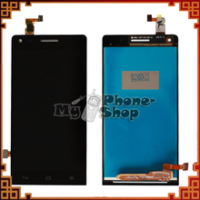 Alibaba China LCD Display with Digitizer Assembly for Huawei Ascend G6 black Free Shipping
