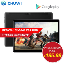 CHUWI Hi9 Air da 10.1 pollici Android 8.0 Tablet PC MT6797 X20 Deca Core 4 GB di RAM 64 GB ROM Dual WIFI 4G LTE Tablet Chiamata di Telefono di GPS IPS(China)