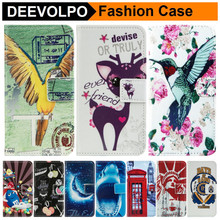 DEEVOLPO View Sketch Fundas For Apple iPhone 5 5S SE 6 6S Plus Nice Painted Covers For iPhone5 6Plus Eagle Feather Deer DP23Z