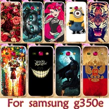 Soft TPU Hard Plastic Phone Case For Samsung Galaxy Star Advance G350E 4.3 inch Galaxy Star 2 Plus SM-G350E Cover Shell Housing