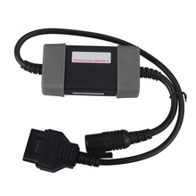 For ISUZU DC 24V Adapter Type II for GM Tech 2 For ISUZU Vehicles or Engine with 24V Battery and OBD II Diagnostic Connector
