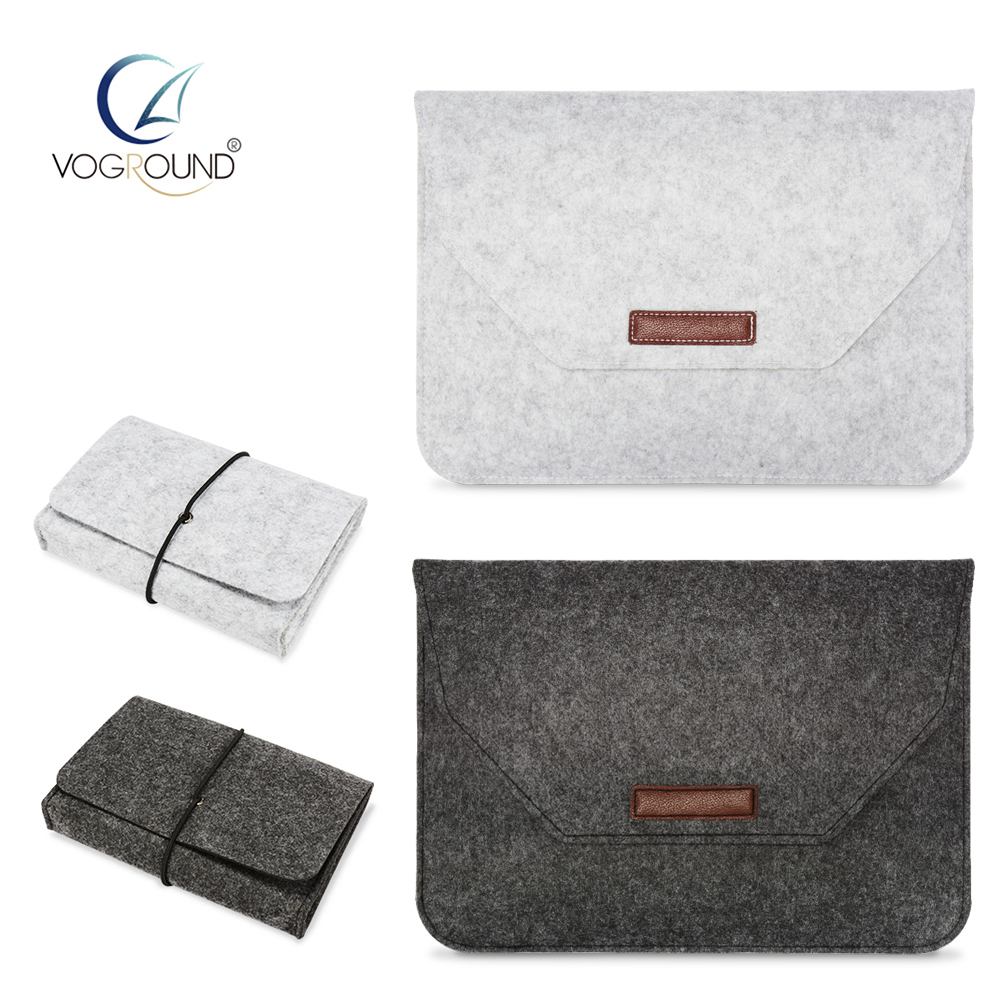 "Laptop Tablet Soft Case Sleeve Bag For Apple MacBook Air//Pro Retina 11.6/""13.3/"""
