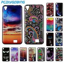 For Doogee Homtom HT16 Homtom 16 HT 16 Cute Cartoon Pattern Style Cool Gel Soft TPU Silicone Case Phone Cover Celular(China)