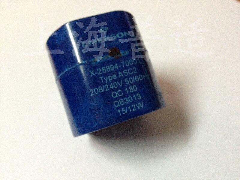 X-28894-70001  Type ASC2 208/240V   EMERSON solenoid valve coil<br>