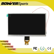 "10.1"" HW101F-0A-0E-10 HW101F-0A-0E-20 HW101F TFT LCD Display Screen 40pin 1024*600 for ALLWINNER A10 A13 Tablet PC Replacement(China)"