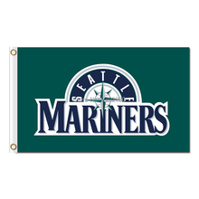 Seattle Mariners Flag Banner World Series Champions Baseball Cub Fan Team Flags 3x5 Ft 90x150cm Banners Hand Flying Decoration