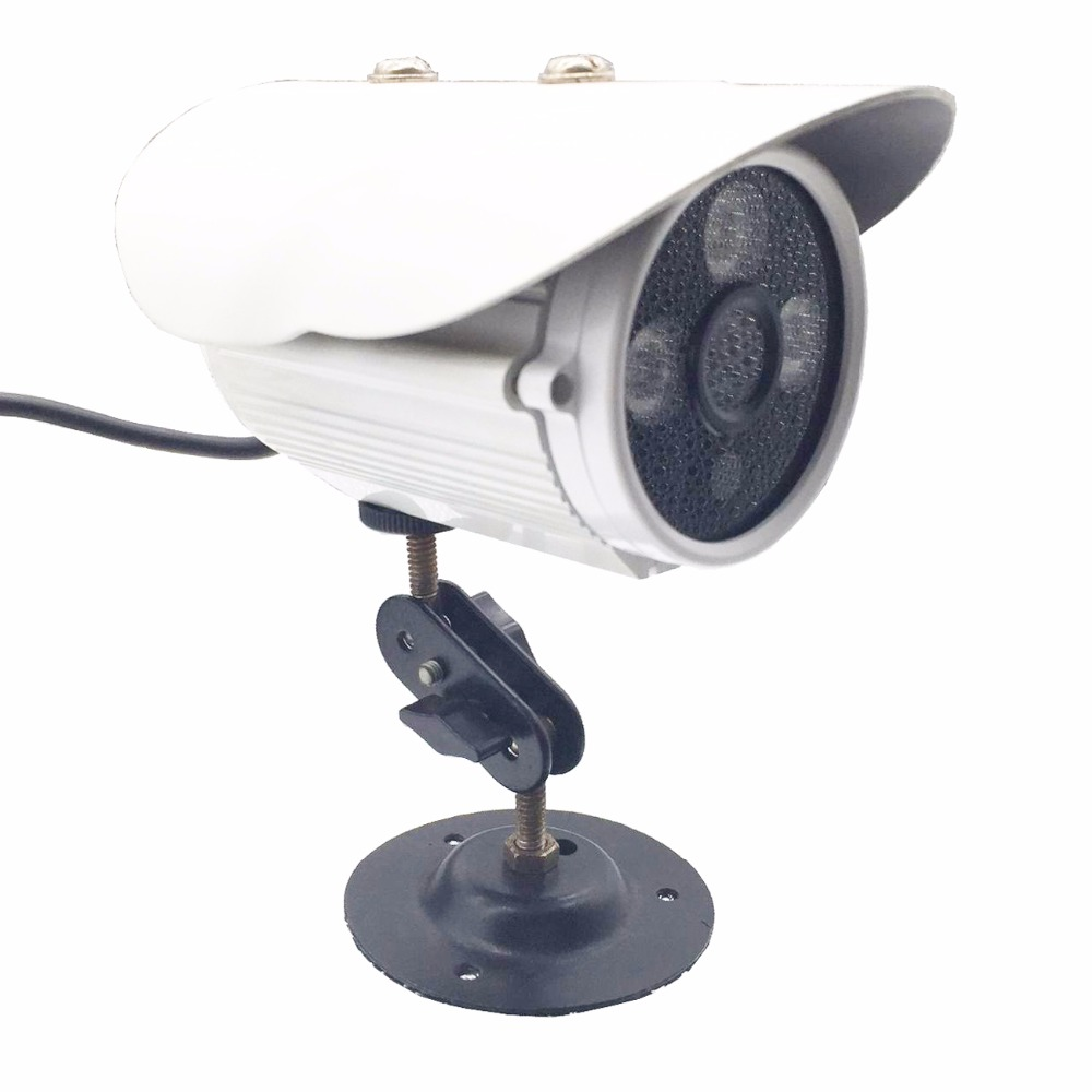 Indoor Home Protective IP Cameras H.264 PAL NTSC RJ-45 CCTV Camera Infrared Outdoor 8mm Normal Network Security Surveillance<br>