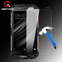 Buy Tempered Glass Screen Protector Doogee S60 Mix X5 Max Pro X6 X10 X20L X30L BL5000 BL7000 Shoot 1 2 Protective Film for $1.17 in AliExpress store