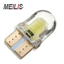 Newest T10 W5W LED Car Interior Light Cob DC 12V Reverse Bulbs Error Free Parking Light Canbus Car-Styling Lights for Cars