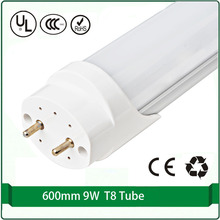 battery input (4pcs / lot ) 12V led tube 24V tube t8 12 volt 24 volt  9W tube led 600mm 4ft light solar power tube light