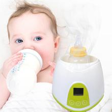 Buy 3 1 Multifunctional Baby Bottle & Food Warmer Sterilizers Warm Milk Device LCD Display Screen Intelligent Heating Insulation for $27.17 in AliExpress store