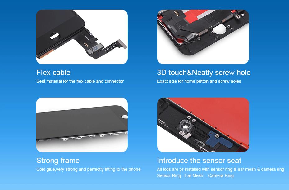 iphone 8plus lcd black aliexpress (7)