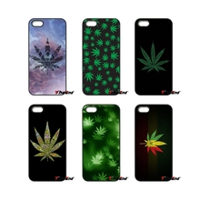 Psychadelic Smoke Weed Pot Leaf Colorful Phone Case For Xiaomi Redmi Note 2 3 3S 4 Pro Mi3 Mi4i Mi4C Mi5S MAX iPod Touch 4 5 6