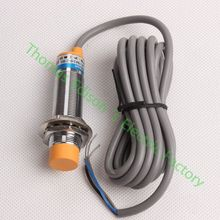 DIANQI capacitive proximity sensor LJC18A3-B-Z/BX 18mm diameter,10mm detective distance DC6-36V 3 wires,NO sensor switch(China)