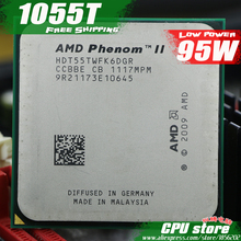 AMD Phenom II  X6 1055T CPU Processor Six-Core (2.8Ghz/ 6M /95W ) Socket AM3 AM2+ 938 pin (working 100% Free Shipping)sell 1045T