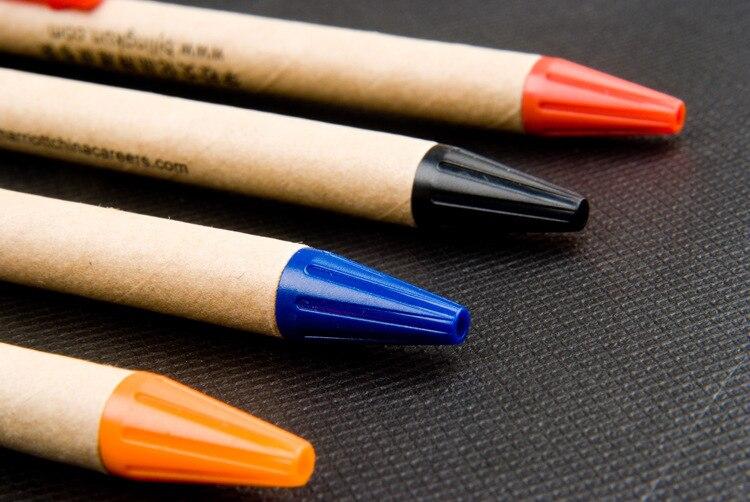 50pcs-lot-Eco-paper-pen-platic-clip-green-concept-environmental-friendly-ballpoint-pen-wholesale-customized-promotion (2)