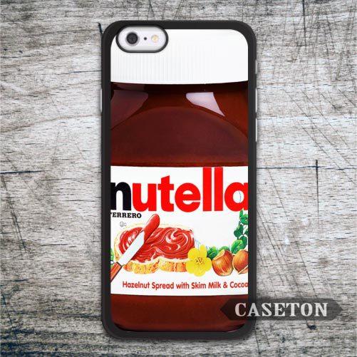 Nutella Bottle Funny font b Case b font For font b iPhone b font 7 6