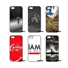Fashion Iam Cycling Bike Logo Print Phone Case Cover For Samsung Galaxy Note 2 3 4 5 S2 S3 S4 S5 MINI S6 S7 edge Active S8 Plus