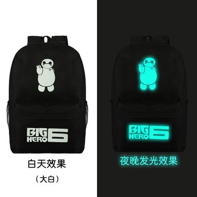 cartoon and moive character unisex rucksack teenager male and female junior high school bags canvas student school backpack<br><br>Aliexpress