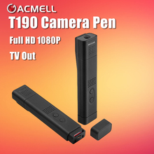 T190  Mini Video Camera Full HD 1080P H.264 Micro Pen Camera Working During Charging Mini DV DVR Kamera Camcorder Voice Recorder