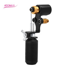 New Arrival! ATOMUS 5 Color Tattoo Machine Shader & Liner Assorted Tattoo Motor Gun High Quality for Permanent Tattoo Body Art(China)