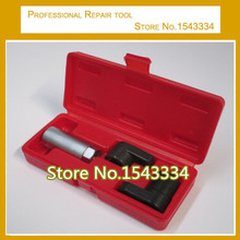Free shipping 3 pcs auto oxygen sensor socket wrench oxygen sensor removal tools