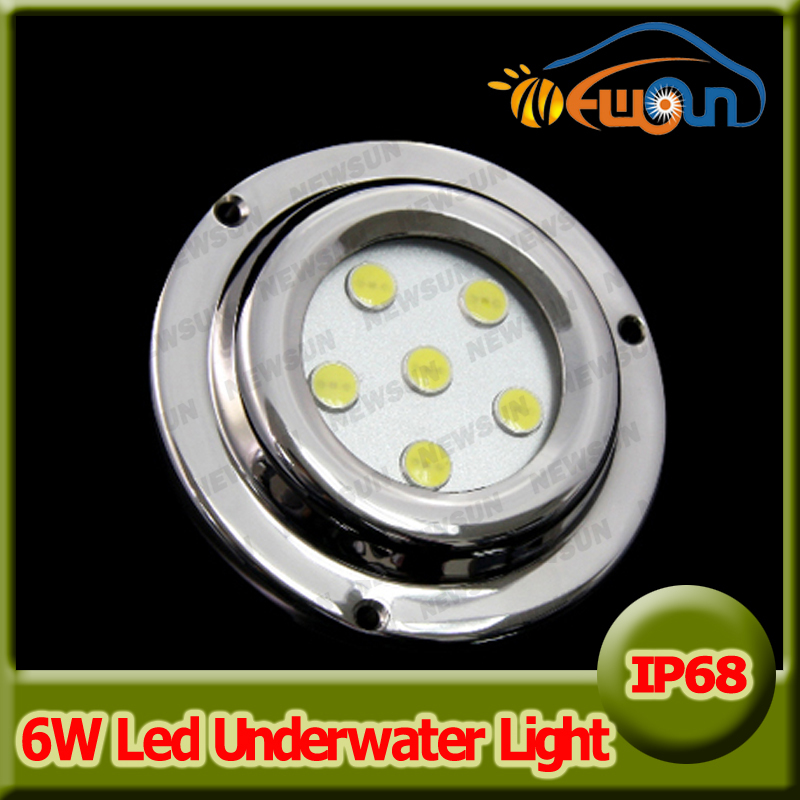 High quality 6W LED Surface Mount Marine Light IP68 waterproof Underwater Marine Yacht Boat Transom Light super brightness<br><br>Aliexpress