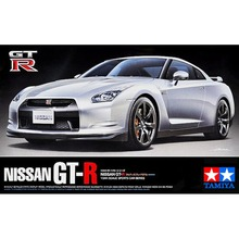 OHS Tamiya 24300 1/24 GTR R35 Scale Assembly Car Model Building Kits(China)