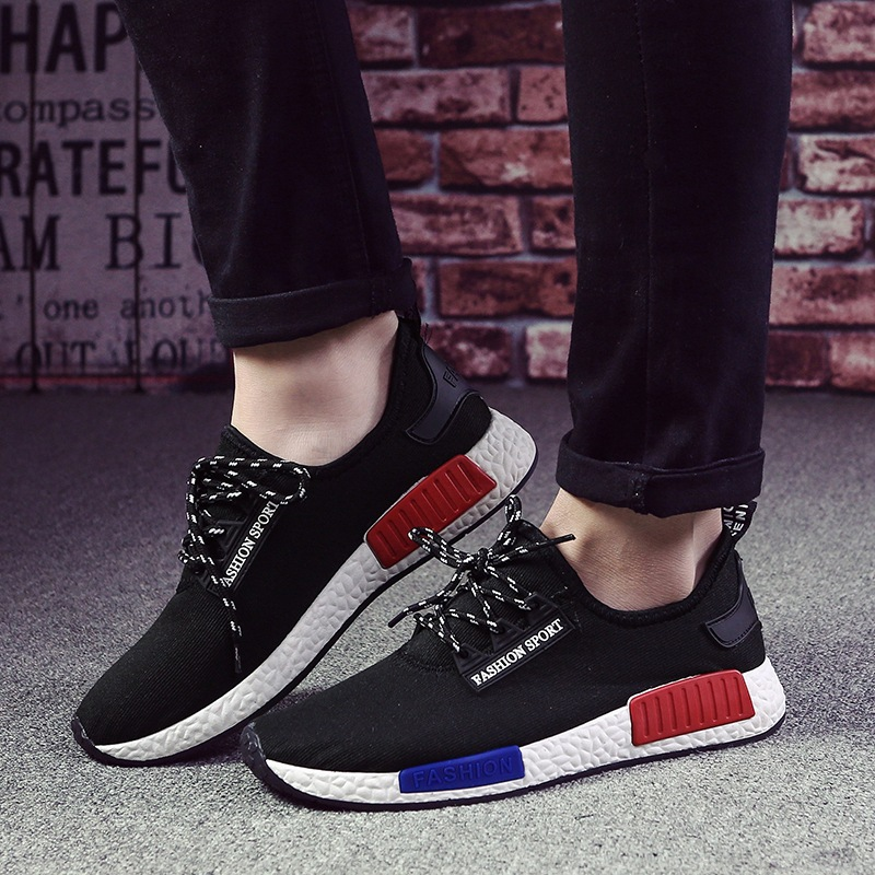 New 2016 Shoes Men Sport Fashion Man Casual Breathable Jogging Walking Mens Trainers Chaussures Hombre Femme<br><br>Aliexpress