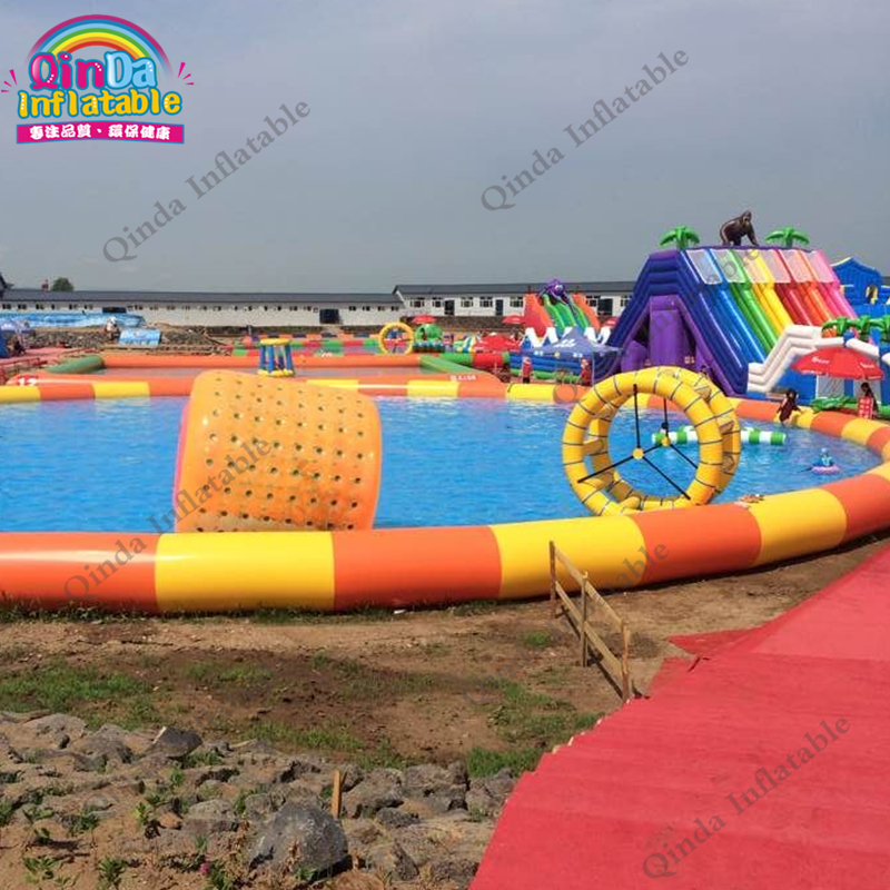 above ground inflatable swimming pool52