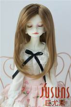 JD137 Fashion BJD synthetic mohair doll wigs 1/4 BJD hair 7-8 inch doll accessories(China)
