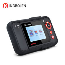 Launch Creader VII+ ABS\SRS\Transmission\Engine OBD2 Code Reader X431 Creader 7 Plus Car OBDII Auto Diagnostic Tool CRP123(China)