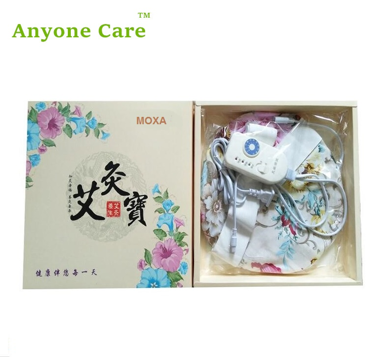 Electric heating Fragrance Moxa Sachet  hot compress Moxibustion Warm Womb Chinese Herbs Home Heath Moxa Bag <br>